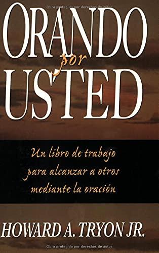 Orando por usted (Spanish Edition) - Tryon, Howard A
