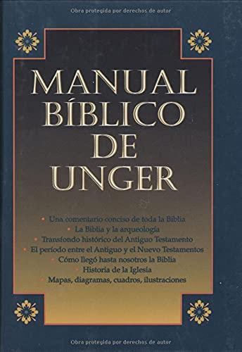 9780825417771: Manual Biblico de Unger = Unger's Bible Handbook