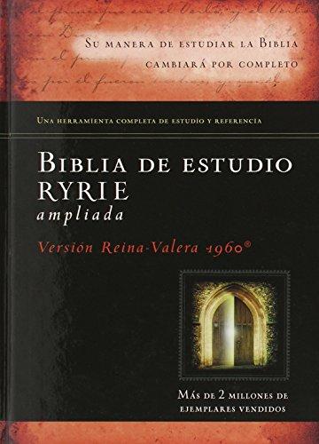 9780825418167: Biblia de estudio Ryrie ampliada (Spanish Edition)