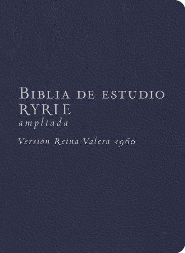 9780825418204: Biblia de Estudio Ryrie-Rvr 1960-Ampliada