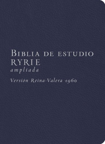 9780825418204: Biblia de estudio Ryrie ampliada (Spanish Edition)