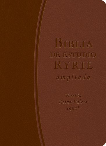 9780825418303: Biblia de estudio Ryrie ampliada duotono indexed (Spanish Edition)