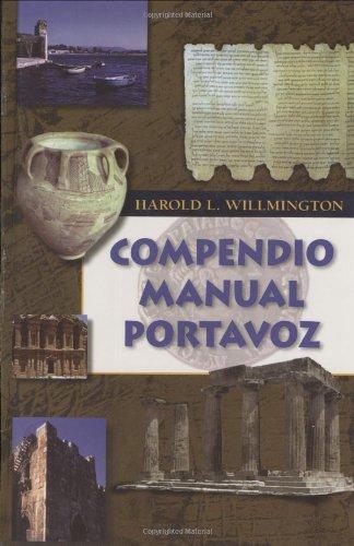 9780825418778: Compendio manual Portavoz (Spanish Edition)