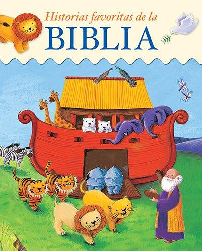 9780825419638: Historias favoritas de la Biblia (Spanish Edition)