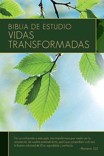 9780825419805: Biblia de Estudio: Vidas Transformadas