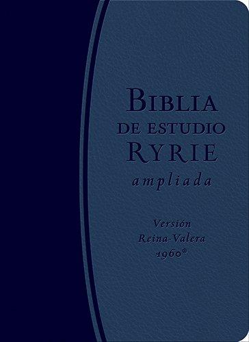 9780825419959: Biblia de estudio Ryrie ampliada (Spanish Edition)