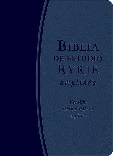 9780825419966: Biblia de Estudio Ryrie Ampliada