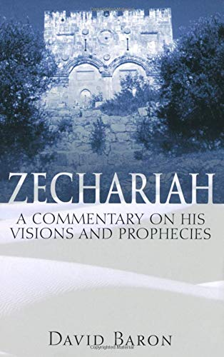 9780825420900: Zechariah: A Commentary on His Visions and His Prophecies
