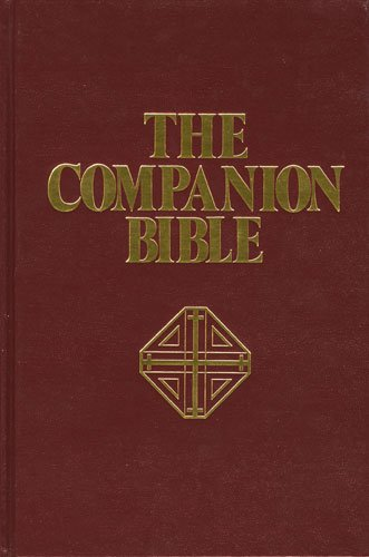 9780825421808: The Companion Bible: King James Version
