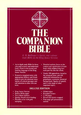 9780825422379: Bullinger's Companion Bible
