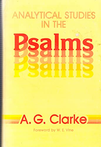 9780825423222: Analytical Studies in the Psalms