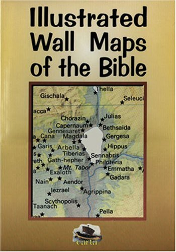 9780825423758: Illustrated Wall Maps of the Bible