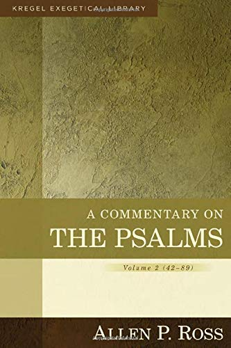 9780825425639: A Commentary on the Psalms: 42-89 (Kregel Exegetical Library)