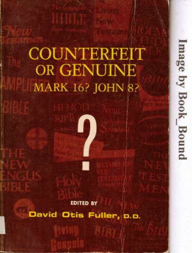 9780825426155: Counterfeit or Genuine