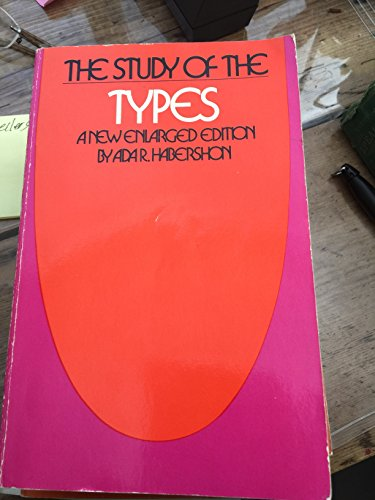 The Study of the Types