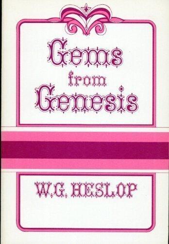 9780825428258: Gems from Genesis