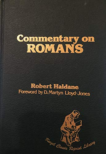 9780825428623: Commentary on Romans