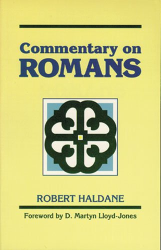9780825428654: Commentary on Romans (Kregel Classic Reprint Library)