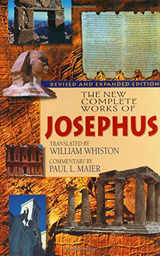 9780825429248: The New Complete Works of Josephus