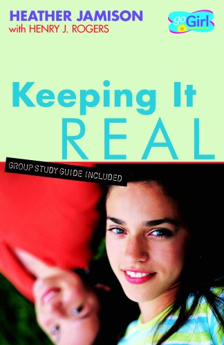 9780825429323: Keeping It Real (Gogirl Series)