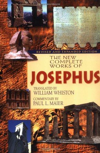 9780825429484: New Complete Works of Josephus