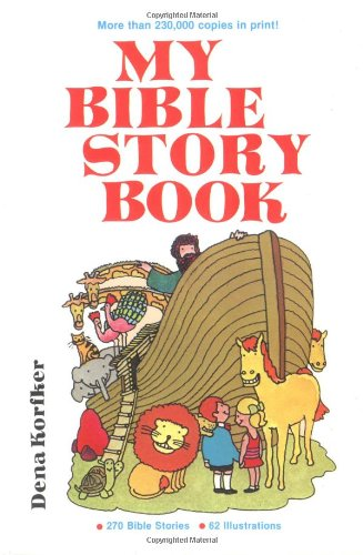 9780825430459: My Bible Story Book