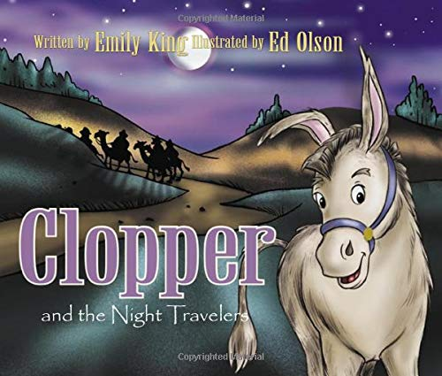 9780825430664: Clopper and the Night Travelers