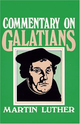 9780825431241: Commentary on Galatians
