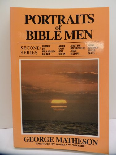 9780825432521: Portraits of Bible Men (2nd Series)