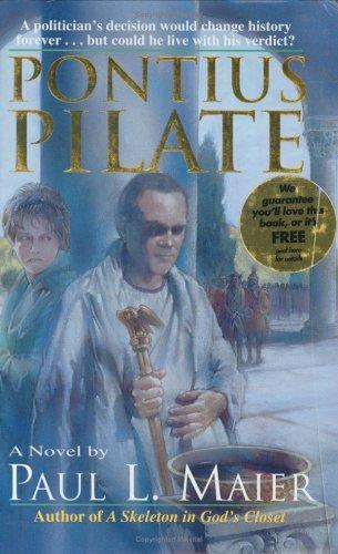 9780825432613: Pontius Pilate: A Documentary Novel