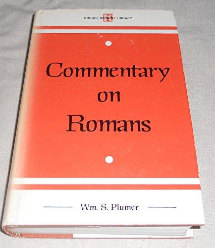 9780825435010: Commentary on Romans (Kregel Reprint Library)