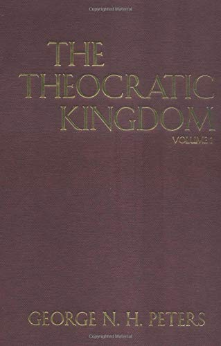 9780825435409: The Theocratic Kingdom, 3 Volume Set