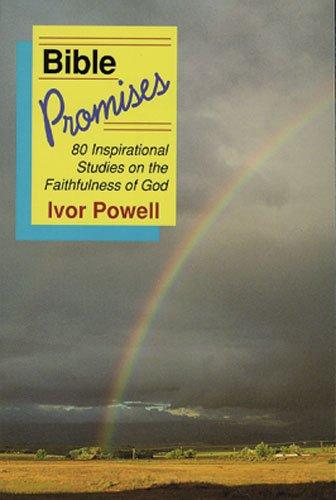 9780825435423: Bible Promises: 80 Inspirational Studies on the Faithfulness of God
