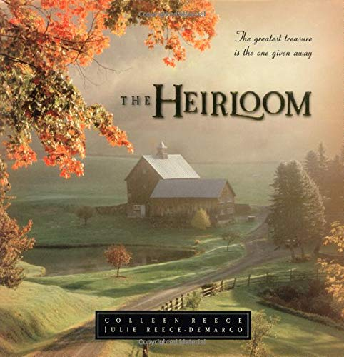 9780825436062: The Heirloom (Kregel Inspirational Novella)
