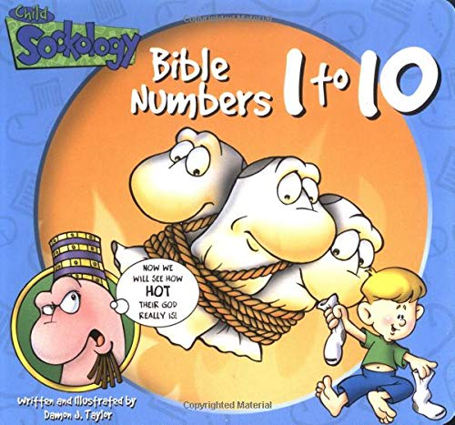 9780825438530: Bible Numbers 1 to 10-B***OP*** (Child Sockology)