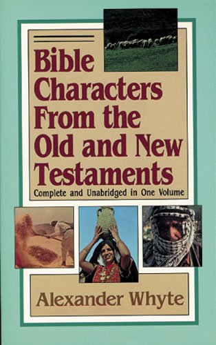 9780825439803: Bible Characters From the Old and New Testament
