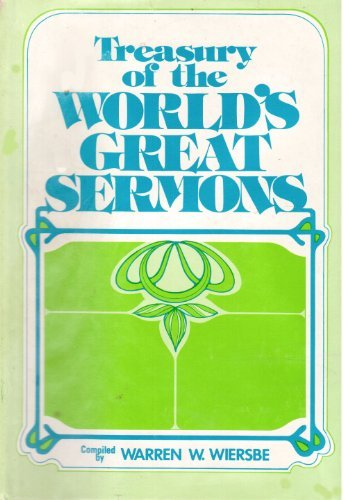 Treasury of the Worlds Great Sermons