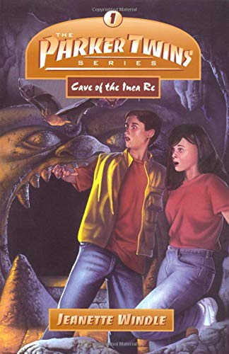 9780825441455: Cave of the Inca Re (The Parker Twins Series, Book 1)