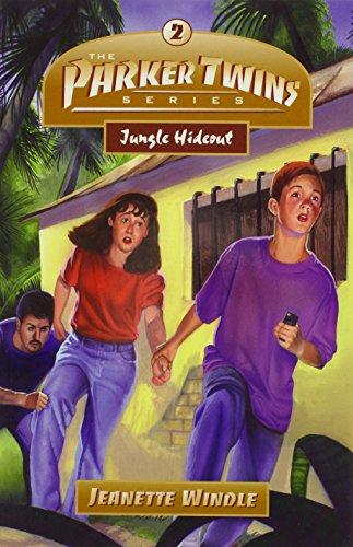 9780825441462: Jungle Hideout (The Parker Twins Series, Book 2)