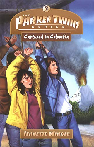 9780825441479: Captured in Colombia (The Parker Twins Series, Book 3)