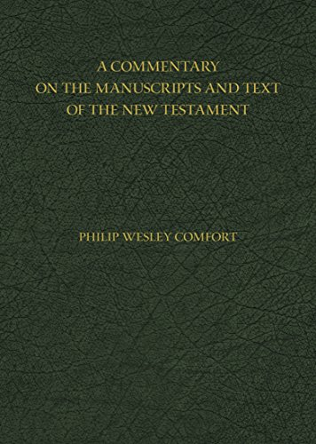 9780825443404: A Commentary on the Manuscripts and Text of the New Testament