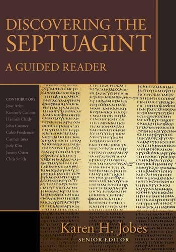 9780825443428: Discovering the Septuagint: A Guided Reader