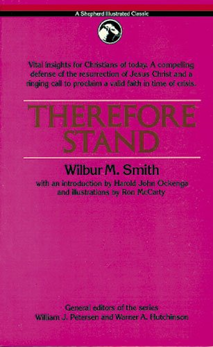 9780825453205: Therefore Stand: