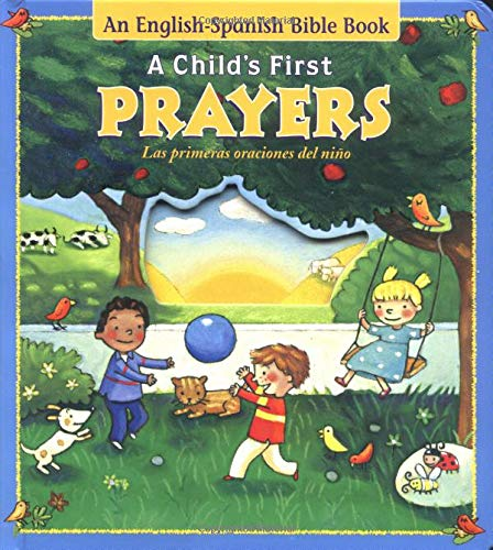 9780825455049: A Child's First Prayers (Spanish Edition)