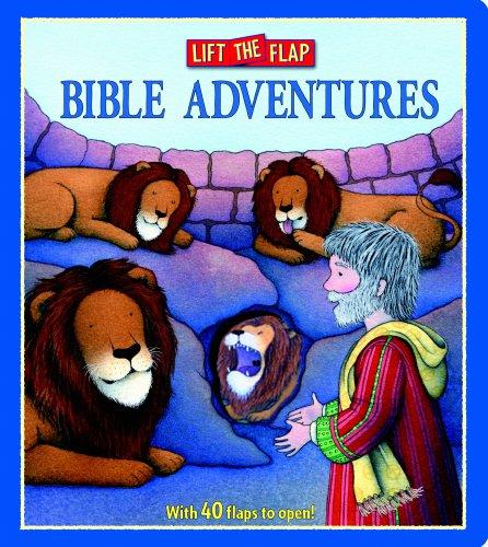 9780825455353: Bible Adventures: Lift-the-Flap