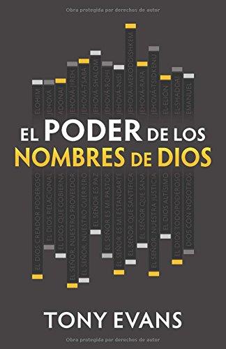 9780825456121: El poder de los nombres de Dios (Spanish Edition)