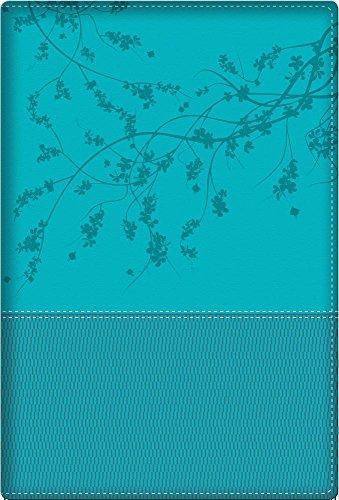9780825456473: Biblia de La Mujer Conforme Al Corazon de Dios: Duotono Aqua