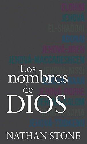 9780825457036: Los nombres de Dios (Spanish Edition)