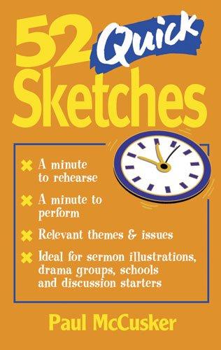 9780825462009: 52 Quick Sketches