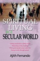 9780825462030: Spiritual Living in a Secular World